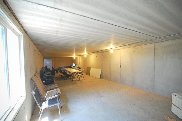 Yankton Camping-The Storm Shelter